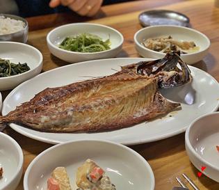 안동 일직식당 간고등어 맛집 생선이 이리 맛있다니