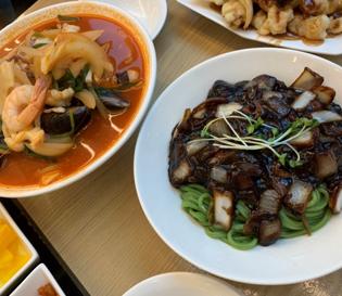 동탄카림맛집 탕수육이 맛있는 권앤권