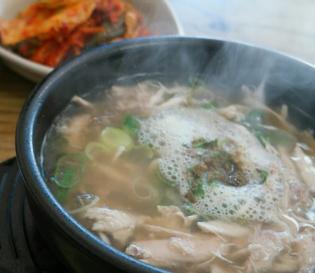 광주맛집 : 광주 동구 인천닭곰탕!