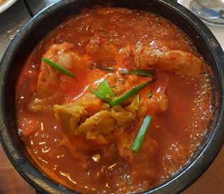 [불광 점심 맛집] 닭도리탕이 깔끔한 진뚝도리