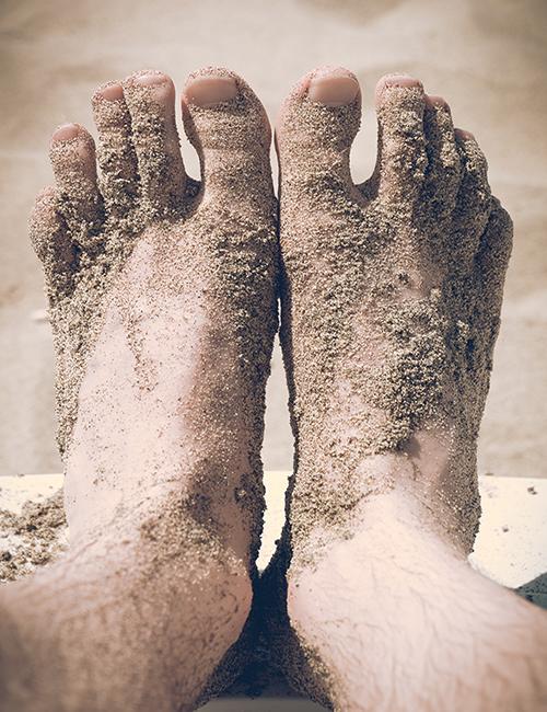 발에서 느껴지는 통증, 원인은 무엇?