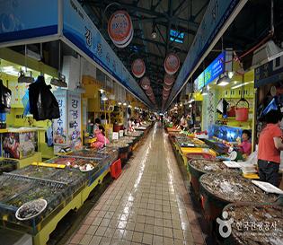 인천 종합어시장