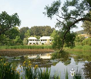 충남 태안군 천리포수목원