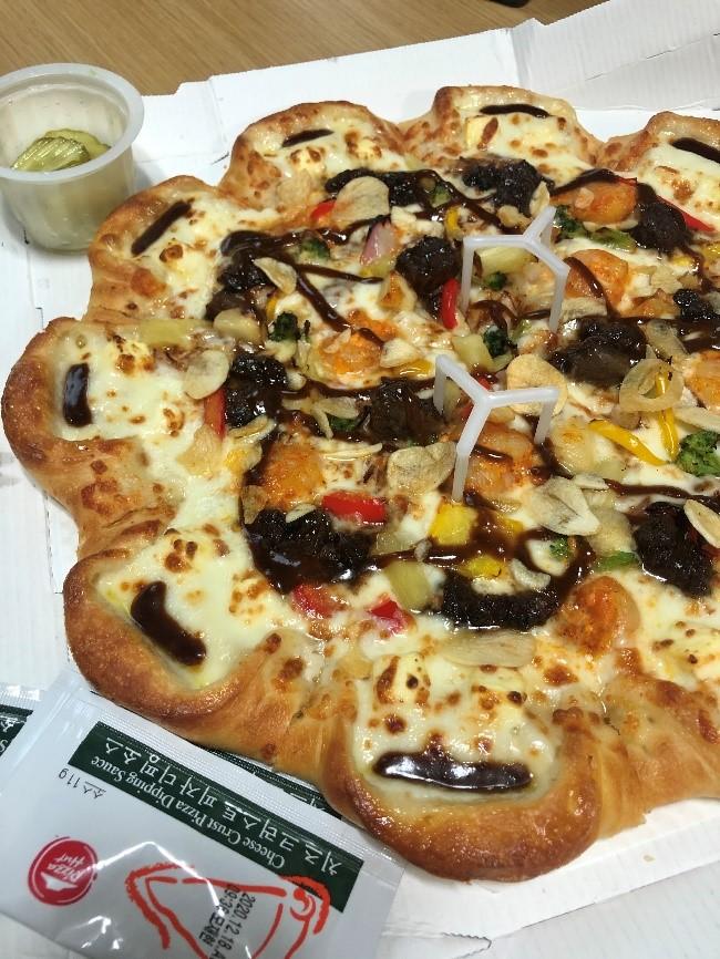 피자헛 신규회원이시면 피자 9900원이에요!