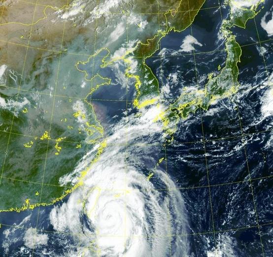 이번 태풍 이름 '장미', 태풍 이름 짓는 방법