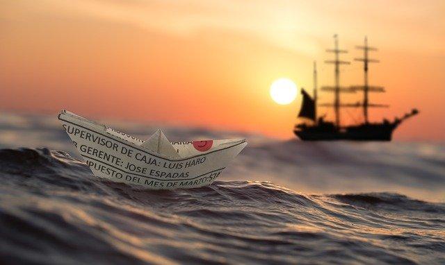 내 배의 존재 이유