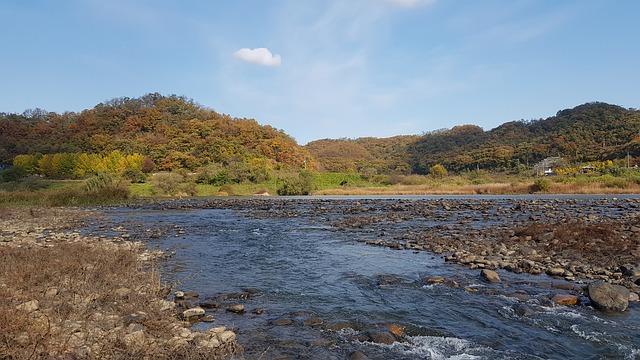 삶은 그저 흘러가는 강물과 같다.