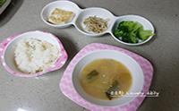 [요리]알배추로 알배추된장국 끓이기! 쉬워요~~^^