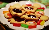 크리스마스 쿠키 만들기 카페노리 쿠키하우스 만들기 세트