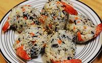코스트코 새우요리 :: 새우주먹밥 만들기