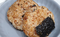 에어프라이 요리 :: 참치 구운 주먹밥 만들기