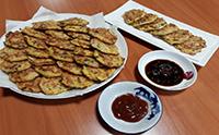찬밥활용요리로 딱 좋은 밥전 만들기