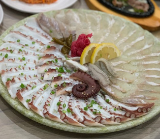 진주맛집 싱싱한 회를 저렴하게 먹기좋은 평거동맛집 바다일번지