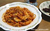 토마토스파게티 1인분 쉽게 만들기
