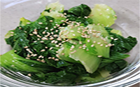 [간단한요리/나물반찬] 넘나 간단한 봄동나물 만들기
