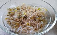 [요리/간단한반찬만들기]만들기 정말 쉬운 숙주나물!