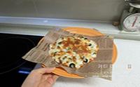 또띠아 피자 만들기 레시피