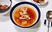 칼칼한 오징어무국 : 소박하지만 따뜻한 집밥