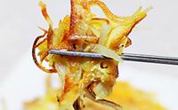 밀가루없이 감자채전 간단한데 맛있는 감자요리
