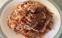 돌돌대패삼겹야채버섯볶음 초간단 고기요리