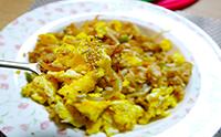 숙주 요리 넘넘맛있는 간단한 요리 레시피!