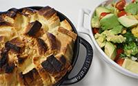 남은 식빵으로 맛있는 푸딩 만들기 - 브런치 식빵푸딩