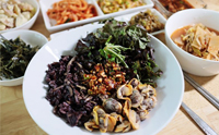 꼬막 비빔밥