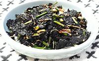 향긋한 달래와 묵은김으로 달래김무침 맛있게 만드는법