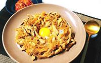 간단한 한그릇요리 돼지고기 규동 .. 돼지고기 덮밥 만들기