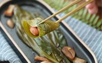 명이나물 장아찌만들기 채수물을 넣어 감칠맛나게 먹는법