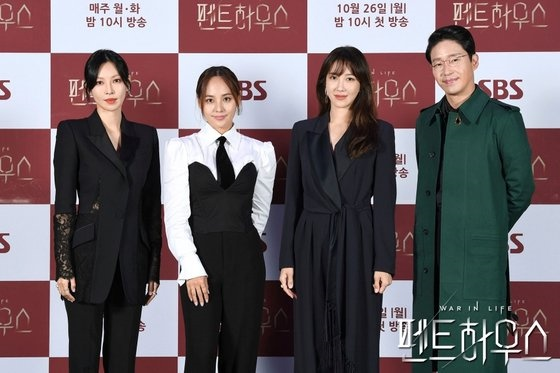 드라마 펜트하우스 시즌 2.3까지