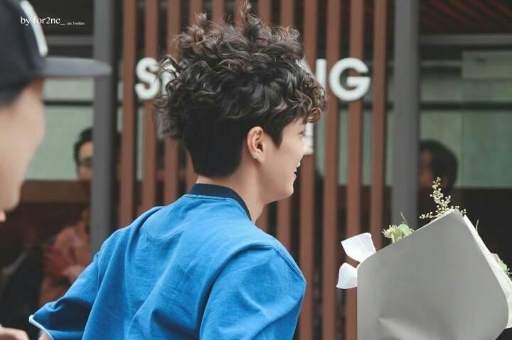 박보검 머리숱 근황
