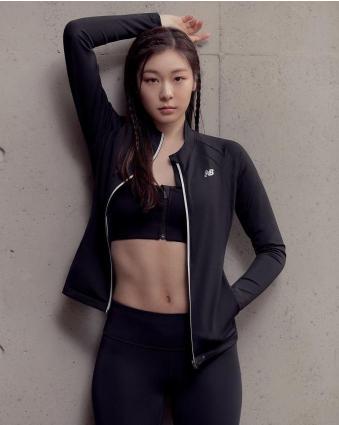 김연아 뉴발화보