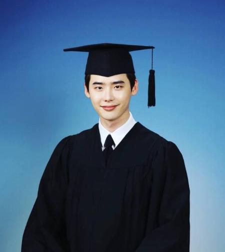 이종석 졸업사진