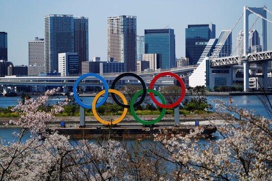 도쿄올림픽 일정 확정됐네요.