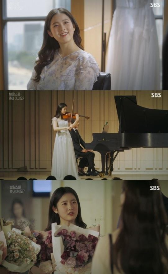 박남정 딸 배우 박시은 연기잘하네요?