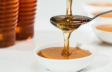 달달한만큼 효능도 좋은 꿀!