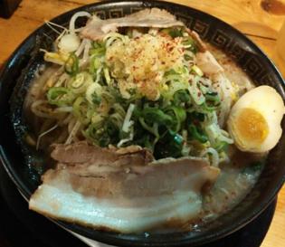 신촌 일본라멘 맛집 :: 부탄츄