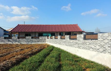 나의 로망이였던 넓은 마당의 농가주택!