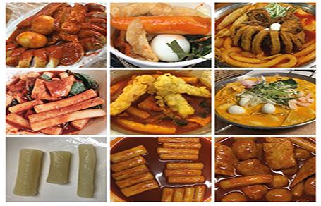 전국에 있는 이색적인 떡볶이 맛집들!