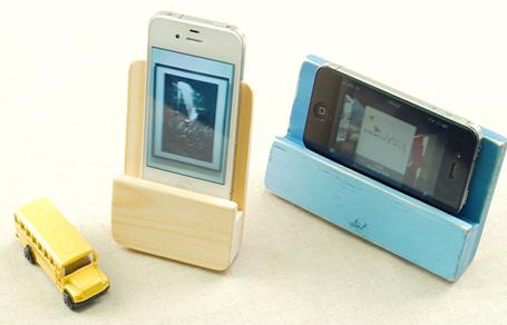 [리폼,DIY] 스마트폰 거치대 만들기