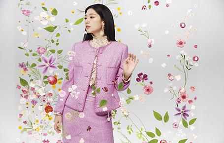 박신혜의 봄봄한 화보