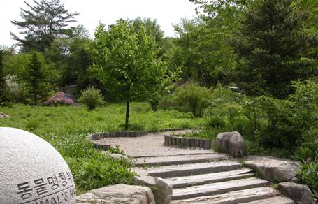 국립한국자생식물원