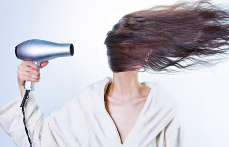 바쁘더라도, 피곤하더라도 머리는 꼭 말려야 한다!
